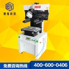 博维科技 SE-3088 半自动印刷机锡膏印刷机0.6米印刷机落地式印刷机可以刷单双面板