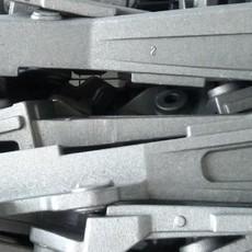 精密碳钢铸件——长支架