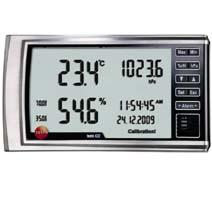 德图testo622电子式温湿度大气压力表