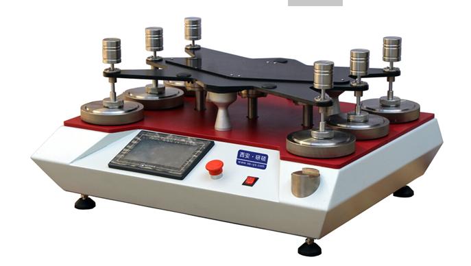 YG401E-6型马丁代尔耐磨仪