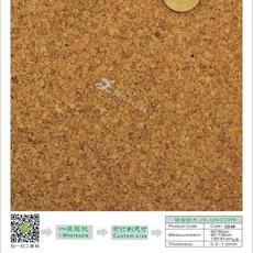 捷骏厂家直销 高密度 纯天然  广州 软木革 004# 专业加工定制  价格实惠