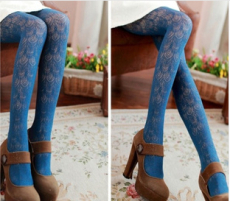 供应复古性感网袜镂空蕾丝打底袜