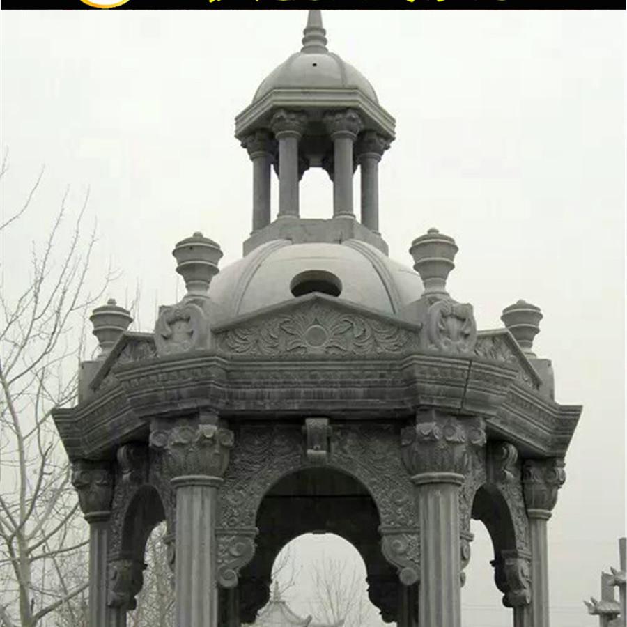 山东石雕厂出售欧式凉亭