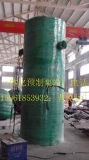 常州镇江南京扬州一体化预制泵站