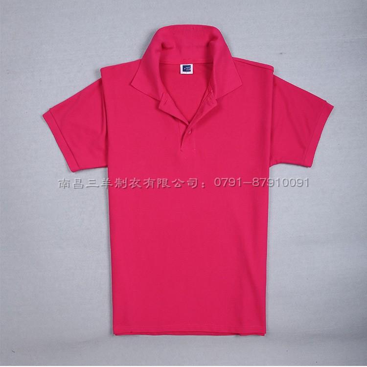 【三羊直供】南昌精梳纯棉POLO文化衫广告衫