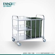 不锈钢护理车 多功能护理车(方格医疗)