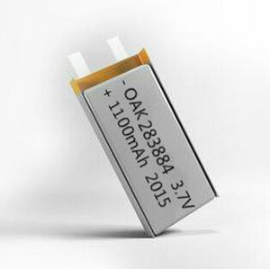 供应 聚合物锂离子电池 苹果内置电池 283884 纯钴酸锂材料 足容1100