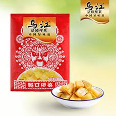 乌江榨菜系列-脆口榨菜175g48袋一箱