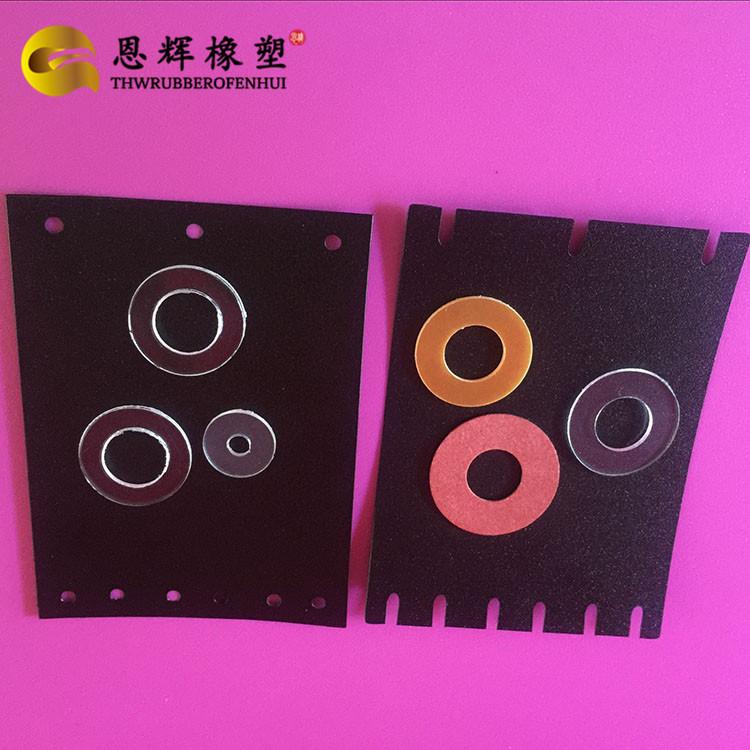 厂家专供优质PC安全镜片 PC防火垫片 耐高温铁氟龙垫片 聚四氟乙烯