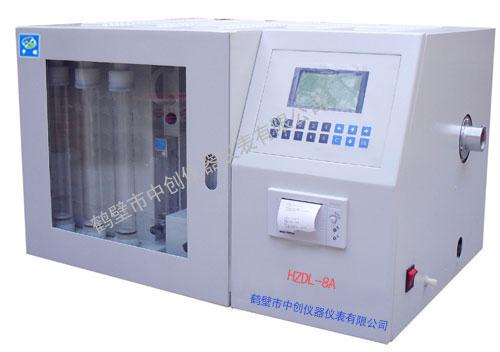 化验石油焦仪器,检测石油焦分析仪,鹤壁中创仪器