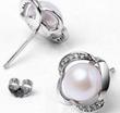 韩式珍珠耳钉