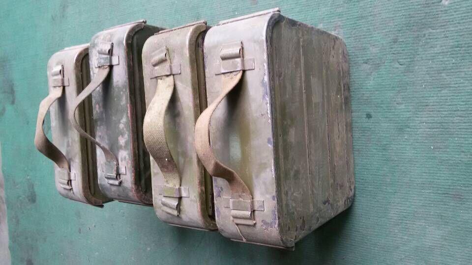 长江750边三轮子弹箱/原装部队老货
