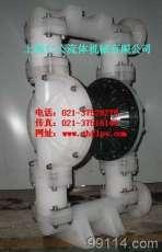 气动聚丙烯隔膜泵RG50、不锈钢隔膜泵、铝合金隔膜泵、PVDF隔膜泵