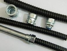 供应福莱通配电柜连接金属软管及接头,变压器软管及接头DN20,优质耐用,连接紧密