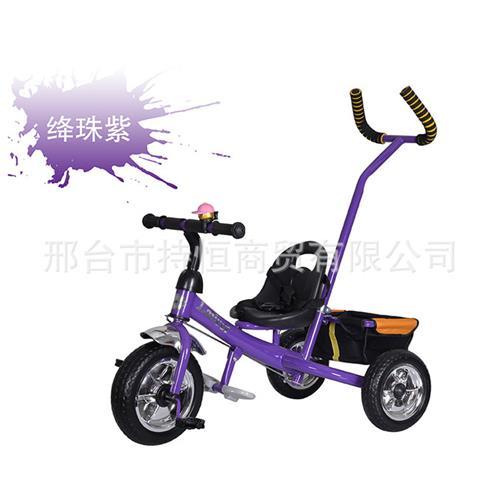 厂家直销儿童三轮推车 四合一婴儿推车三轮推车