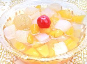 水果罐头的营养价值高