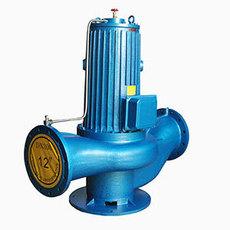 ISG立式管道离心泵  适用热水、高温、腐蚀性化工泵