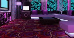 福登酒吧地毯