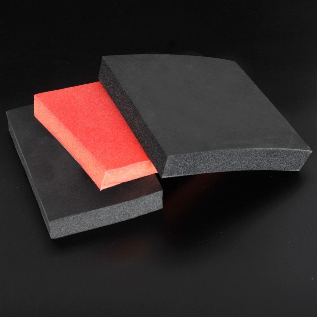 《军朝》 厂家直销橡塑保温板 直销橡塑保温板 橡塑保温材料生产商