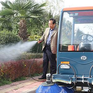 陕西普森环保品牌清洁车