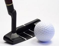 供应 高尔夫球 GOLF高尔夫练习球 双层 空白