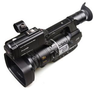 JVC 杰伟世 JY-HM360 全高清摄录一体机 手持摄像机