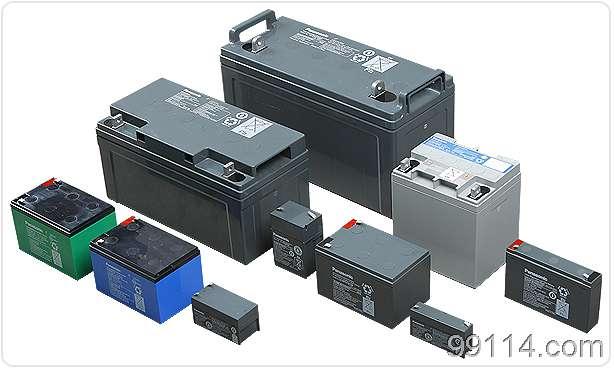 小容量大品牌松下蓄电池12V7AH长春有售