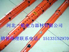 一航厂家高压测高杆带电作业绝缘伸缩测量杆