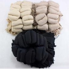 供应天鹅绒不定型材质短袜子10双包装
