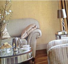 供应 环保PVC压纹墙纸 素色简约立体纯绿色现代客厅卧室温馨背景墙壁纸