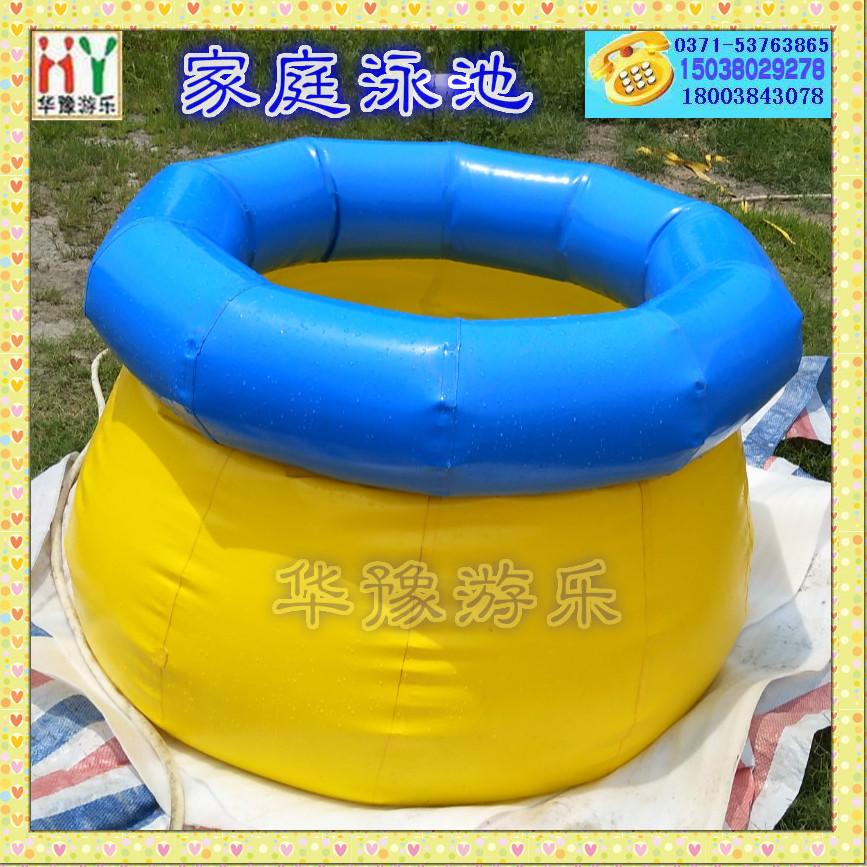 华豫新款悬浮式家庭泳池