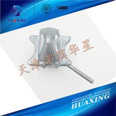 天津厂家直销ISO标准集装箱绑扎件集装箱中间锁报价尺寸