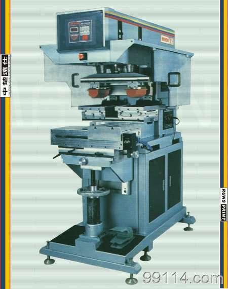 大型双色穿梭工作台移印机139(300-2)