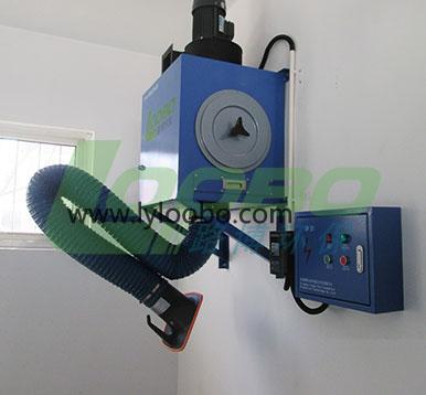 移动式壁挂式焊接烟尘净化器 厂家直销