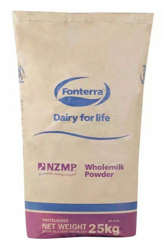 新西兰全脂奶粉 进口奶粉 恒天然全脂奶粉 麻辣烫牛轧糖酸奶乳粉