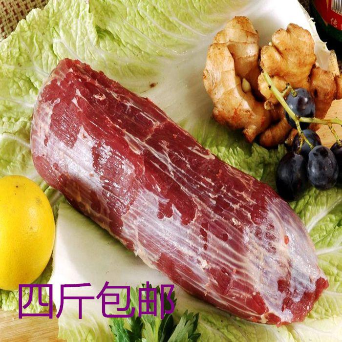 牦牛肉之 黄瓜条 青藏高原特产 绿色有机 生鲜 新鲜冰鲜 清真食材