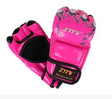 厂家批发MMA手套拳套护具格斗手套体育用品
