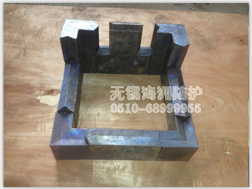 供应辐射防护定制铅砖