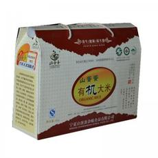 大米供应 大米厂家直供 山蛋蛋有机大米超值礼盒6kg/箱