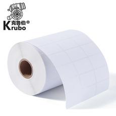 克鲁伯Krubo 三防艾利热敏纸20~100不干胶标签快递打印贴纸