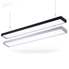 办公室吊灯具写字楼会议室书房办公照明led长条灯T5日光灯