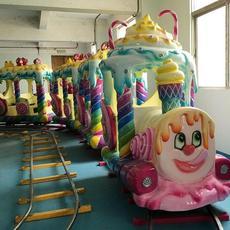 小火车游乐设备图片 儿童大型游乐设备价格