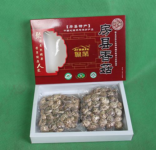 房县特产香菇360g
