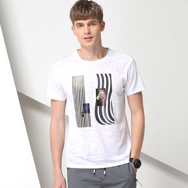总长无锡工作服定制男士高档圆领T恤短袖T恤印花T恤工作服T恤