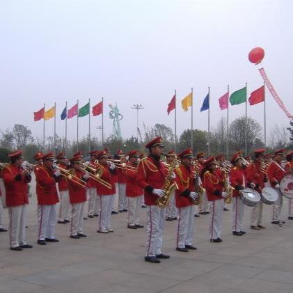 郑州专业军乐队 专业军鼓 郑州庆典公司