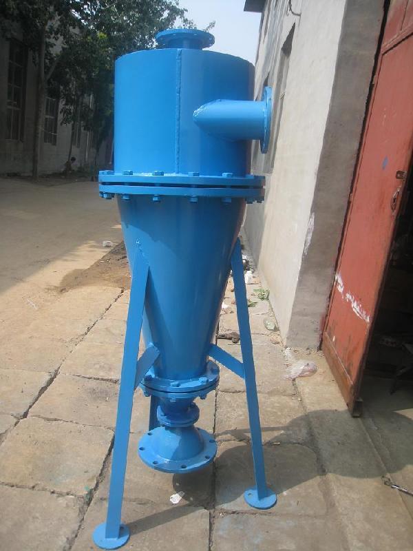 江苏供应百汇净源牌BHCS-200型前置过滤旋流除砂器