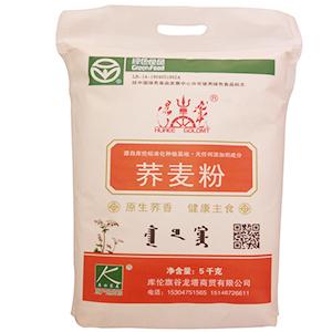 原生荞乡  健康主食 谷龙塔荞麦粉2.5kg