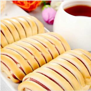 供应天然紫薯面包
