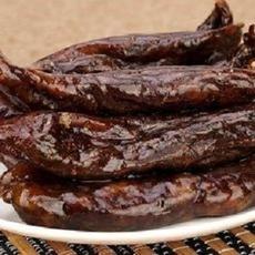 供应莱芜特产  黑猪肉香肠  味道正宗  肉香纯正
