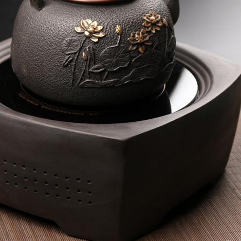 陕西手工艺品 耀州窑瓷器 公道杯